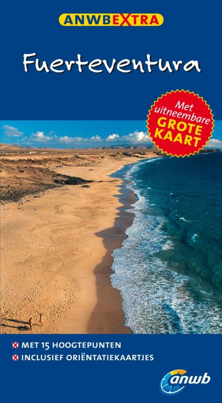Reisgids Fuerteventura   ANWB extra