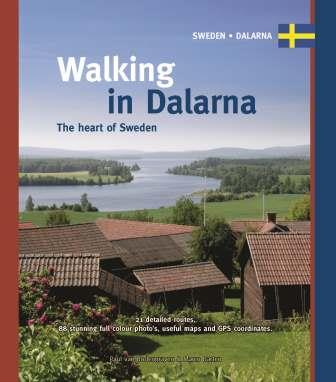 Wandelgids Walking in Dalarna - Zweden   Onedaywalks