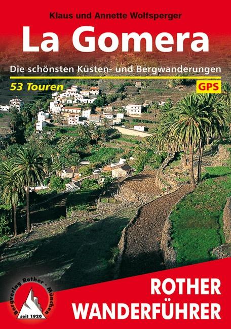 Wandelgids La Gomera   Rother