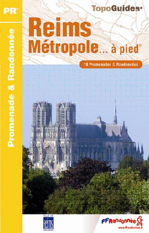 Wandelgids P511 Reims Métropole... à pied    FFRP