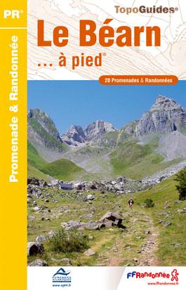 Wandelgids P641 - Le Béarn... à pied   FFRP