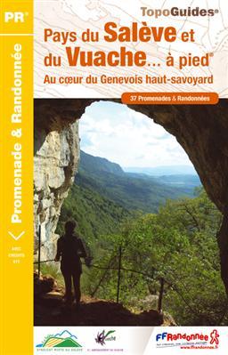 Wandelgids P741 - Pays de Salève et de Vuache... à pied   FFRP