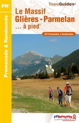 Wandelgids P743 - Le Massif Glières-Parmelan... à pied   FFRP