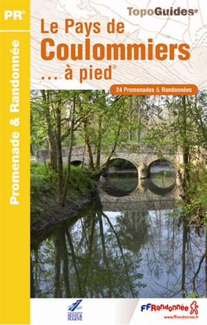 Wandelgids P772 - Le Pays de Coulommiers... à pied   FFRP