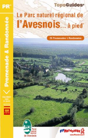 Wandelgids PN07 Le Parc naturel régional de l'Avesnois... à pied   FFRP