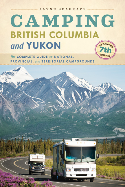 Campinggids - Campergids British Columbia and Yukon   Heritagehouse   Jayne Seagrave