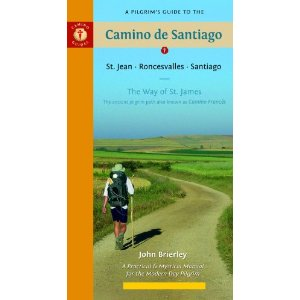 Wandeligds A Pilgrim's Guide to the Camino de Santiago   Brierly   John Brierley