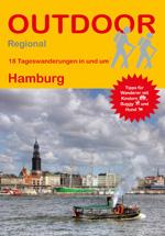 Wandelgids - 22 Tageswanderungen in und um Hamburg   Conrad Stein Verlag   Hartmut Engel,Friederike Engel