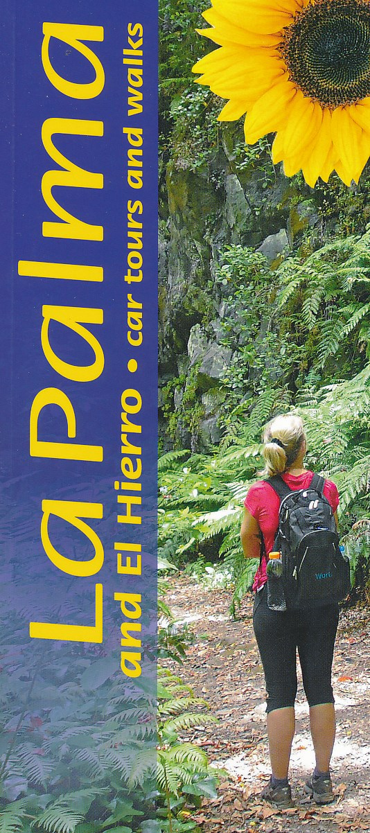 Wandelgids La Palma en EL Hierro   Sunflower