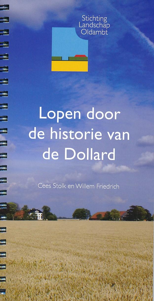 Wandelgids Lopen door de historie van de Dollard   Stichting Landschap Oldambt