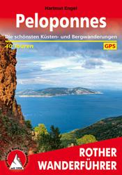 Wandelgids Peloponnesos - Peloponnes   Rother verlag