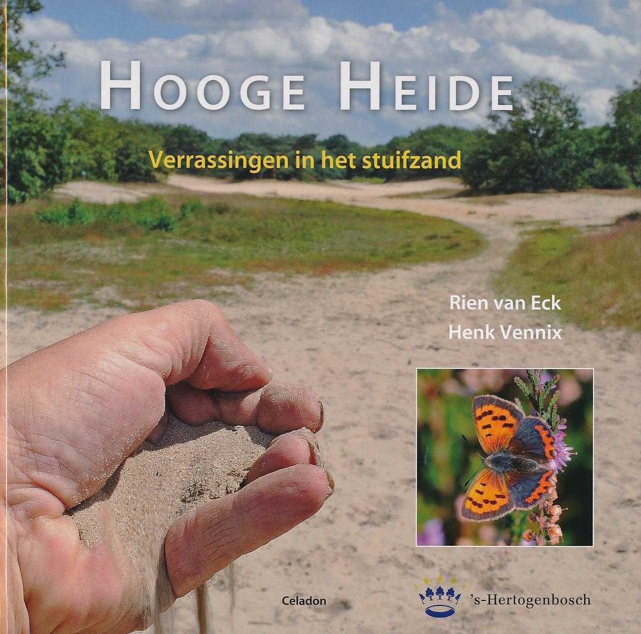 Reisgids Hooge Heide - Noord Brabant   Celadon   Rien van Eck,Henk Vennix