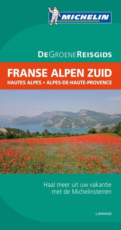 Reisgids Franse Alpen Zuid   Michelin groene gids