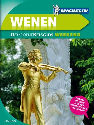 Reisgids Wenen   Michelin groene reisgids weekend