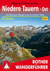 Wandelgids Niedere Tauern Ost mit Murauer Bergen und Turracher Höhe   Rother verlag