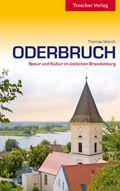Reisgids Oderbruch - oost Brandenburg   Trescher Verlag