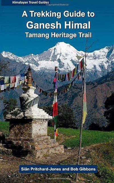 Wandelgids Nepal: Trekking around Ganesh Himal   Himalayan Maphouse