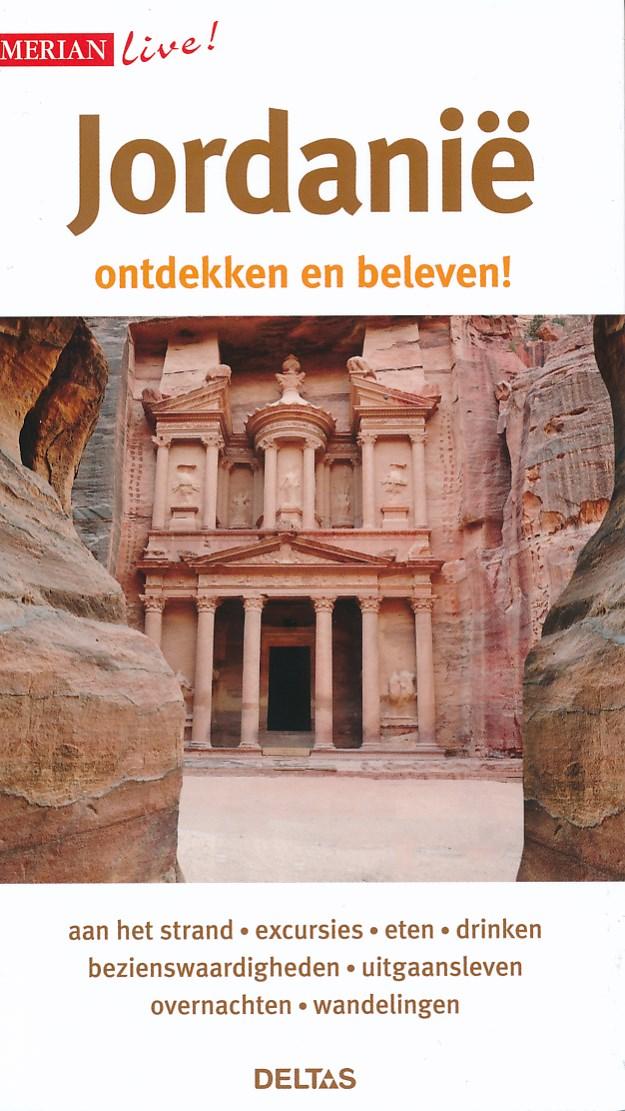 Reisgids Merian Live Jordanië   Deltas