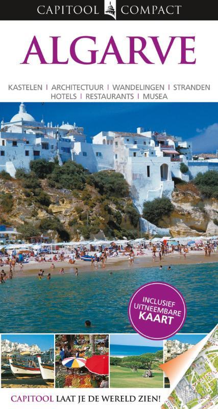 Reisgids Algarve capitool compact   Unieboek   Paul Bernhardt