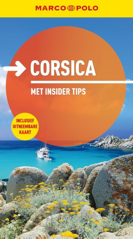 Reisgids Corsica Marco Polo   Unieboek