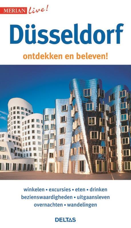 Reisgids D�sseldorf - Dusseldorf   Merian live