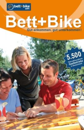 Accommodatiegids Bett + Bike Gesamtverzeichnis 2015   ADFC