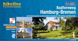 Fietsgids Radfernweg Hamburg-Bremen   Bikeline - Esterbauer