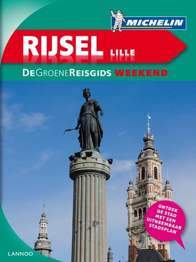 Reisgids Rijssel - Lille   Michelin groene gids weekend