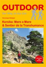 Wandelgids Corsica - Korsika: Mare a Mare Sentier de la Transhumance   Conrad Stein Verlag   Véronique Kämper