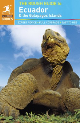 Reisgids Rough Guide Ecuador   Rough Guide