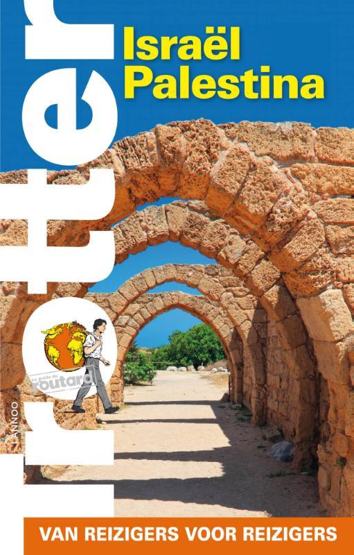 Reisgids Trotter Israël - Palestina   Lannoo