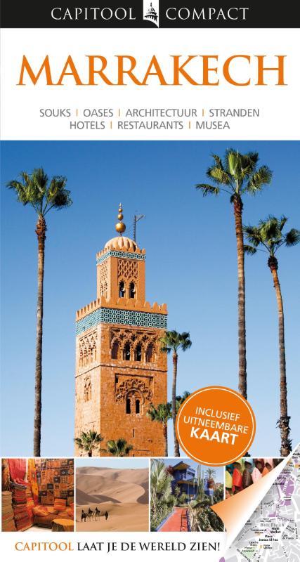 Reisgids Marrakech compact   Capitool
