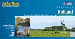 Fietsgids Radregion Holland   Bikeline -Esterbauer