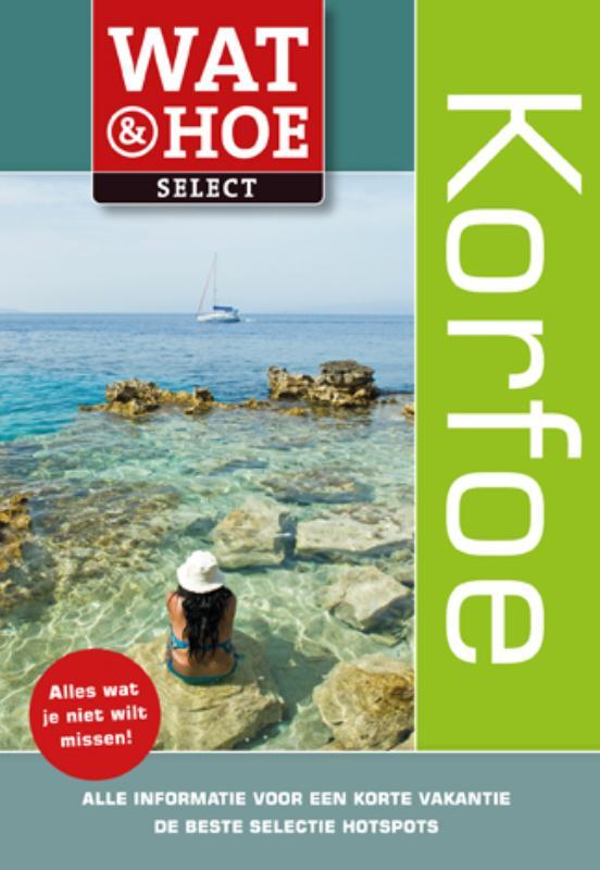 Reisgids Korfoe Wat & hoe select   Kosmos