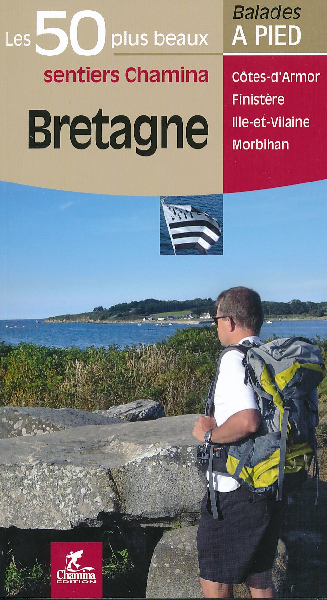 Wandelgids Bretagne - 50 sentiers   Chamina