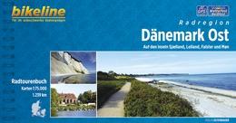 Fietsgids Dänemark Ost - Denemarken Oost   Bikeline
