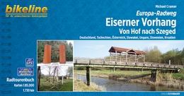 Fietsgids Europa-Radweg Eiserner Vorhang   Bikeline