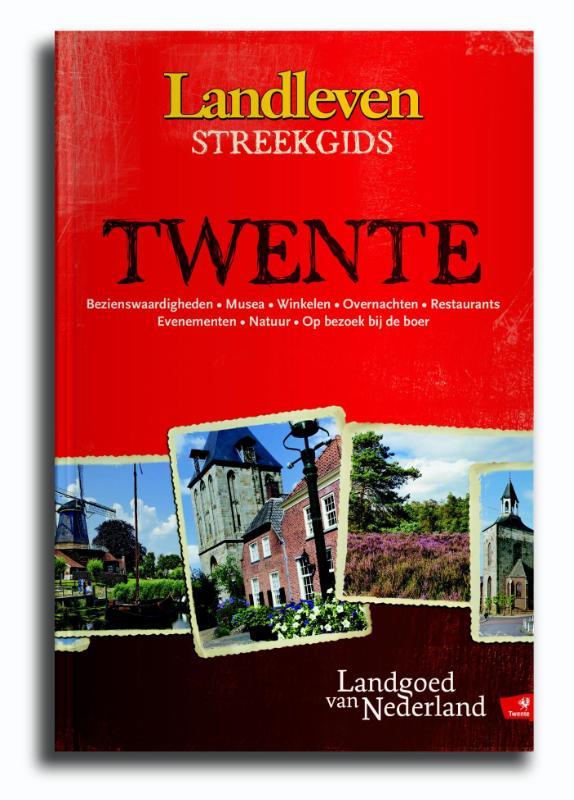 Reisgids Streekgids Twente   Landleven