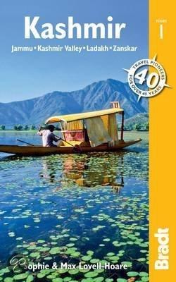 Reisgids Kashmir - India   Bradt Guides