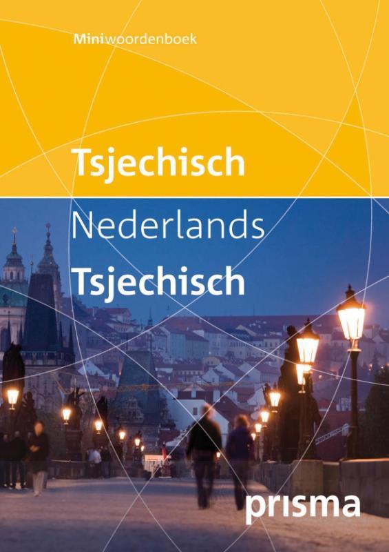 Taalgids Woordenboek Tsjechisch-Nederlands Nederlands- Tsjechisch   Prisma   Blanka Ernest-Martinec