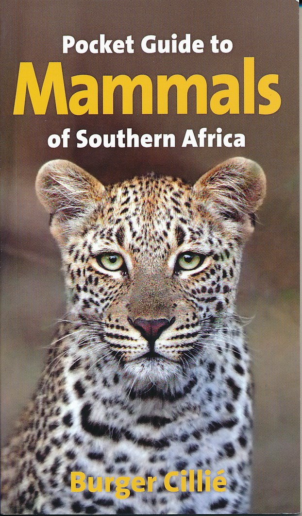 Natuurgids The Pocket Guide to Mammals of Southern Africa   Sunbird