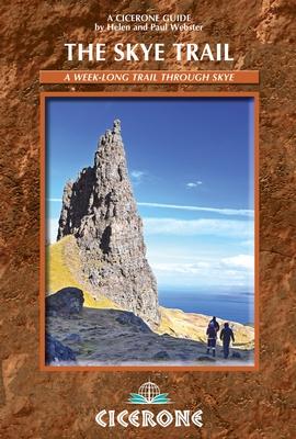 Wandelgids The Skye Trail   Cicerone   Helen Webster,Paul Webster