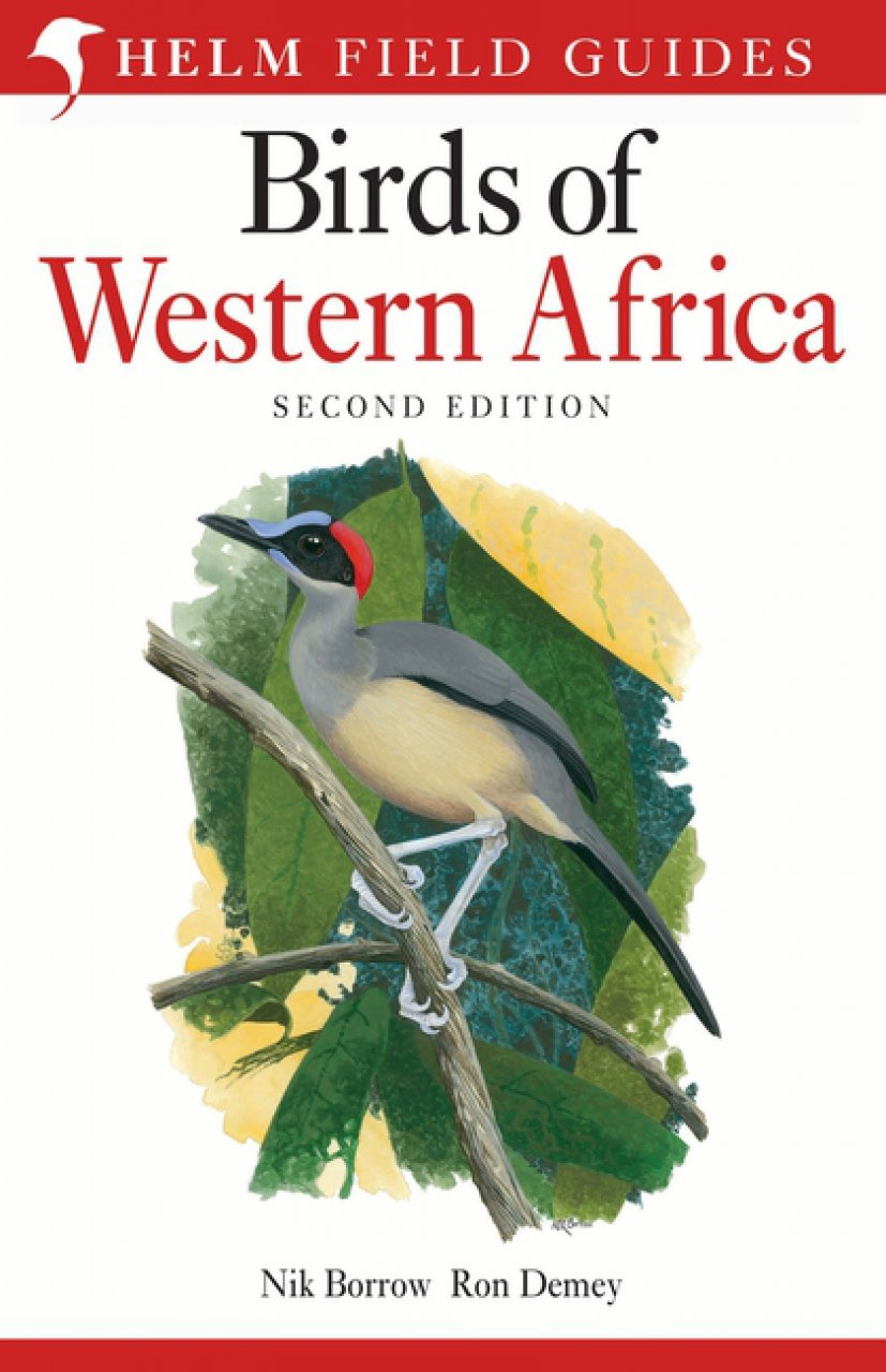 Vogelgids Birds of western Africa - west Afrika   Helm field guides