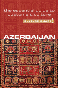 Reisgids Azerbaijan - Azerbeidjan Culture smart   Kuperard
