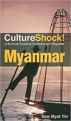 Reisgids Myanmar - Culture shock   Cavendish   Saw Myat Yin