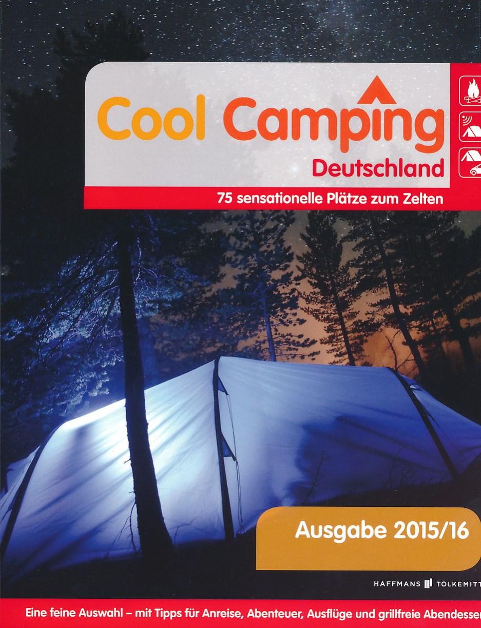 Campinggids Cool Camping Deutschland   Haffmans Tolkemitt   Bj�rn Staschen