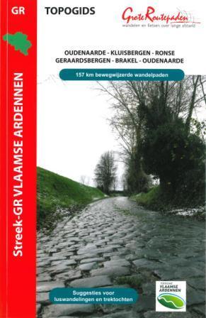 Wandelgids Vlaamse Ardennen Streek GR   Grote Routepaden