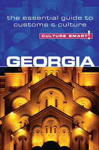 Reisgids Georgia - Culture Smart   Kuperard   Natia Abramia