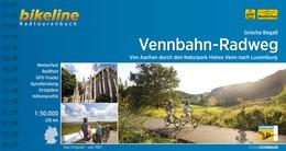 Fietsgids Vennbahn Radweg Aken - Luxemburg   Bikeline - Esterbauer
