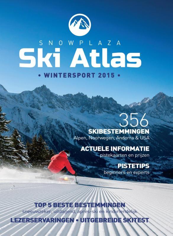 Ski atlas 2015 Snowplaza wintersport   Spalder   Thijs Termeer